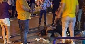 Alanya#039;da kanlı gece: 1 ölü...